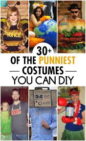 the absolute punniest costumes that anyone can diy inexpensive