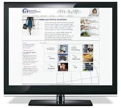 Home Technologies by Counting Technologies Web Site Coda Moda