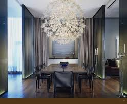 Dining Room Chandeliers Contemporary Contemporary Dining Room Chandeliers With Well Amazing Of