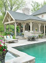 covered porch house plans magnificent attache in patio traditional with outdoor living