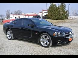 2012 dodge charger r t black for sale dealer dayton troy piqua
