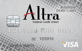Visa Business Card Altra Business Debit Card Visa Business Debit Card