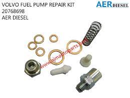 volvo truck repair volvo fuel pump repair kit 20768698 ajm auto continental corp