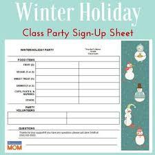 sign up sheet templates potluck sign up sheet template