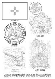 mexico coloring page new mexico wordsearch crossword puzzle and more