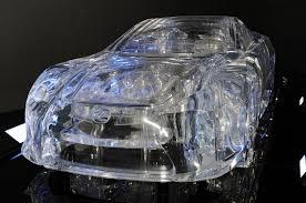 lexus lfa engine tokyo motor show 2009 transparent acrylic lexus lfa by scu fujimoto