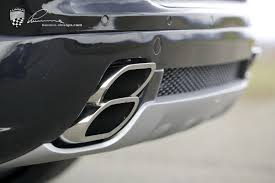 Porsche Cayenne 955 Exhaust - lumma vehicle clr 400