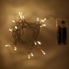 Fairy Lights Amazon Battery Operated Fairy Lights With 10 Warm White Leds By
