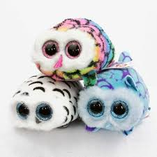 aliexpress buy 2017 cute baby soft owls plush christmas