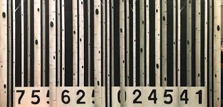 the hidden meanings of trees and barcodes with artist scott
