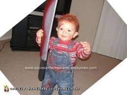 chucky costume toddler coolest baby chucky and of chucky costume