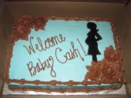 photo baby shower cakes punkin image