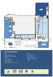 cinema floor plans getting around lerner lerner hall