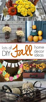 autumn decor 15 diy fall home decor ideas to try these autumn inspired