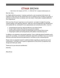 accounting cover letter sample free sample staff accountant cover