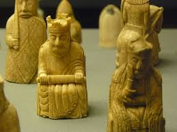 2200 year old walrus bones suggest the most famous medieval chess