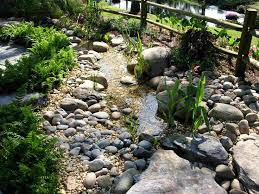 133 best projects me rock garden dry river bed images on
