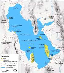 Salt Lake Zip Codes Map by Great Salt Lake Map My Blog