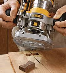Fine Woodworking Trim Router Review by Dewalt Dwp611pk Router Combo Kit Finewoodworking