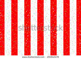 Red And White Striped Curtain Red White Striped Curtain Japanese Traditional Stock Vector