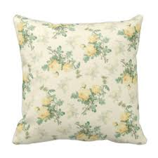 yellow rose pillows decorative u0026 throw pillows zazzle