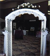 wedding arches for rent myrtle equipment and party rental