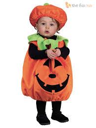 baby toddler halloween costume childrens kids ghost pumpkin fancy