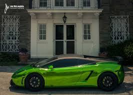 Lamborghini Gallardo 1st Generation - gallardo gets gaudy in green