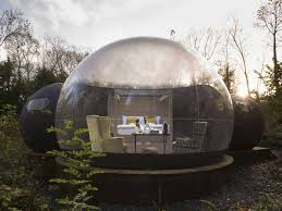 Glow In The Dark Gazing Ball Star Gazing Retreats From Bubble Pods In Ireland To Glass Boxes