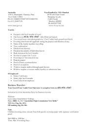 cover letter for business visa application cover letter gallery cover letter ideas
