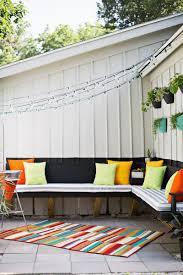patio patio bench cushions home interior decorating ideas