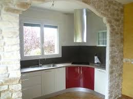 hotte de cuisine angle hotte de cuisine en angle agencement interieur du meuble