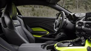 aston martin suv interior 2018 aston martin vantage see the changes side by side