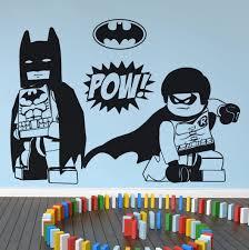 28 lego batman wall stickers lego batman 11 characters lego batman wall stickers lego batman amp robin x large wall art stickers by nsvinyls