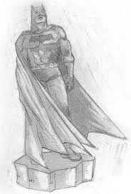 sketch please batman