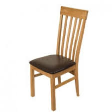 Uk Dining Chairs Dining Chairs Leather Fabric And Oak Free Uk Delivery