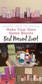best 25 name blocks ideas on pinterest baby name blocks diy