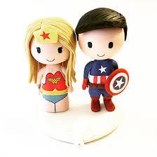 superman wedding cake topper caketopperstudio custom wedding cake topper