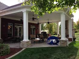 patios with fireplaces home design ideas patio combination of