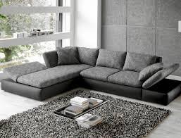 wohnlandschaft justin ecksofa lavello grau endend schn schwarz wei sofa on innen modena