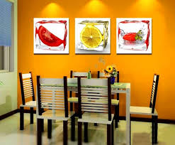 ideas for decorating kitchen walls charming orange kitchen walls ideas contemporary best ideas