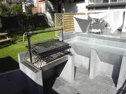 comment construire une cuisine exterieure 5 cuisine exterieur contemporaine et grille barbecue barbecues