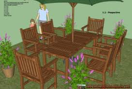 Free Woodworking Plans Patio Table by Patio Furniture Woodworking Plans Emily