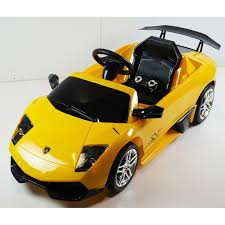 lamborghini children s car licensed lamborghini murcielago lp670 ride on car with remote