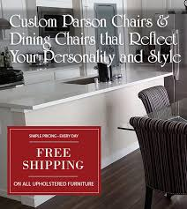 Affordable Upholstered Chairs Carrington Court Affordable Custom Furniture