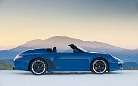 2011 porsche 911 speedster 2011 porsche 911 reviews and rating motor trend