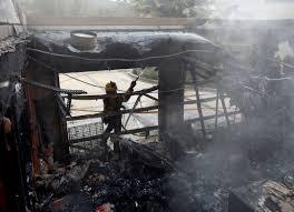 Fire Evacuations Stevens County by Napa Evacuee U0027s Near Silverado Trail Return To Check On Farm