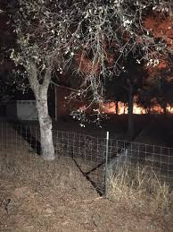 Auburn California Wildfire by Homes Destroyed In Fast Moving Yuba County Fire Fox40
