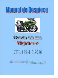 download manual honda cb 150 invicta docshare tips