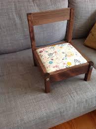 Ikea Baby Chair Cushion Diy Montessori Weaning Chair Ikea Latt Kids Pinterest